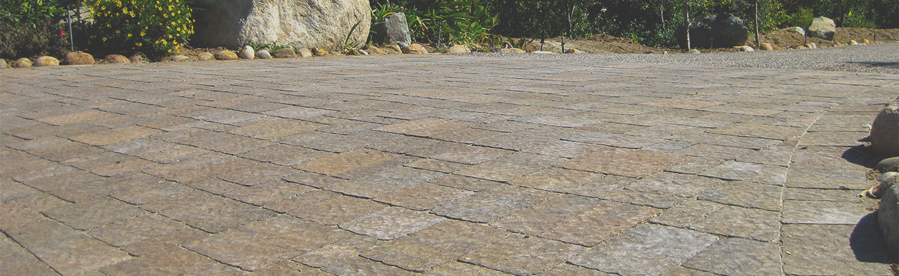 Paver Installation Driveway
